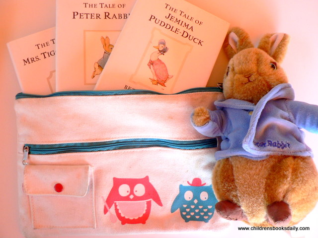 Peter Rabbit mini books