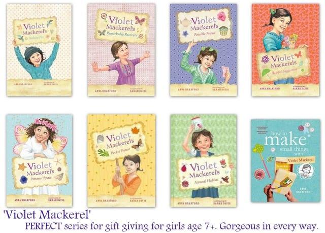 Violet Mackerel Series