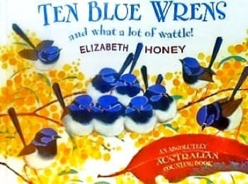 ten blue wrens