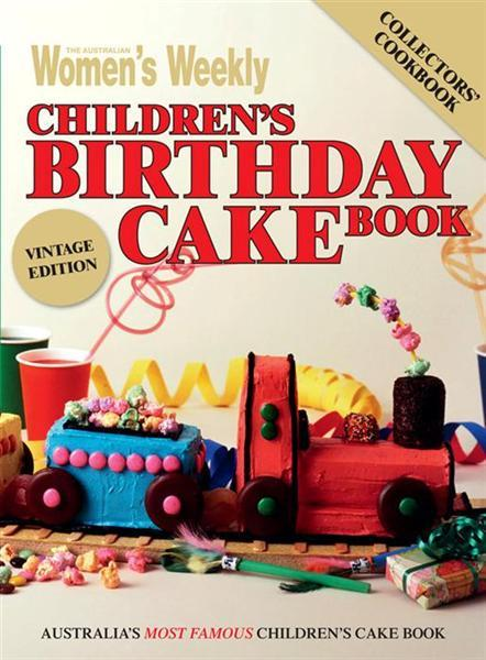 Woman S Weekly Birthday Cake Book And Why Everyone Should