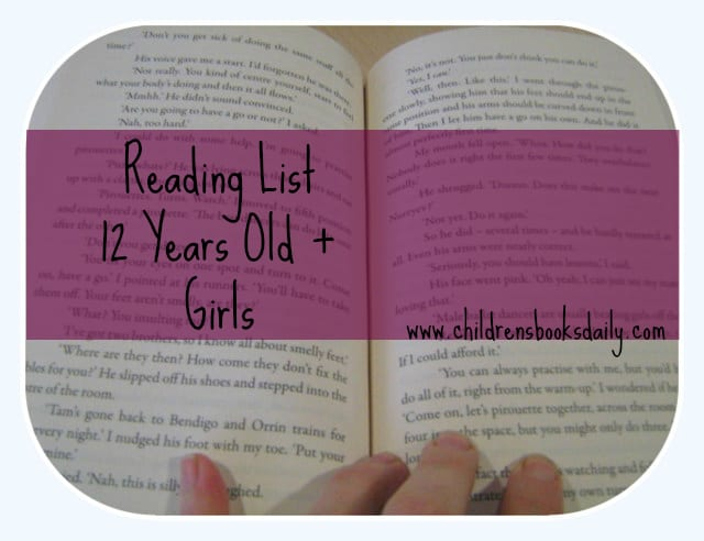 12 YO Reading List