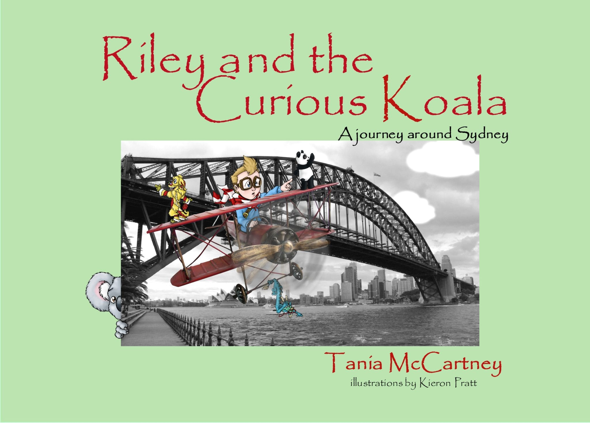 Riley books Koala