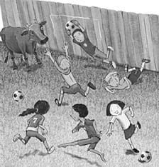 Image from 'Winning the World Cup'