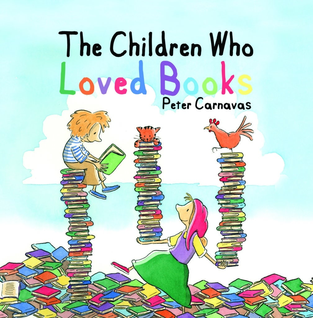 Children S Book Front Cover ~ Book people peter carnavas children s books daily