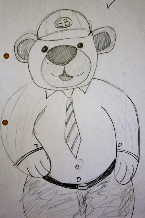 Early Version of Engibear