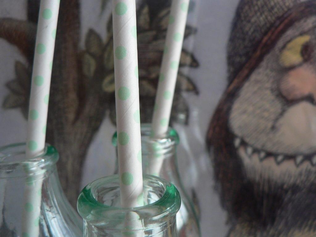 Wild Thing Straws