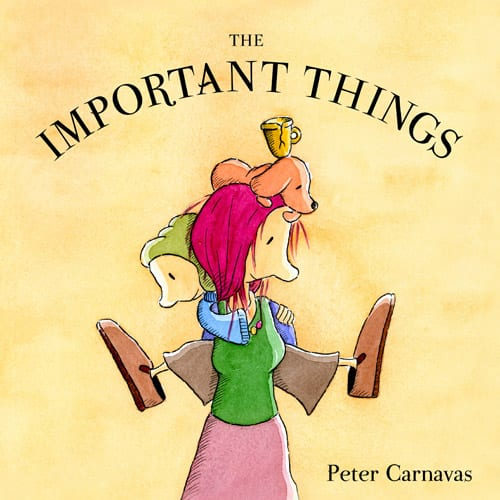 theimportantthings_cover