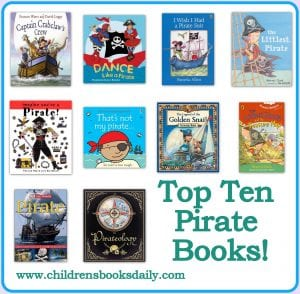 top ten pirate books