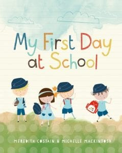 My First Day at School Cover