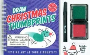 draw-christmas-thumbprints-festive-art-at-your-fingertips-with-pens-pencils-and-ink-pad