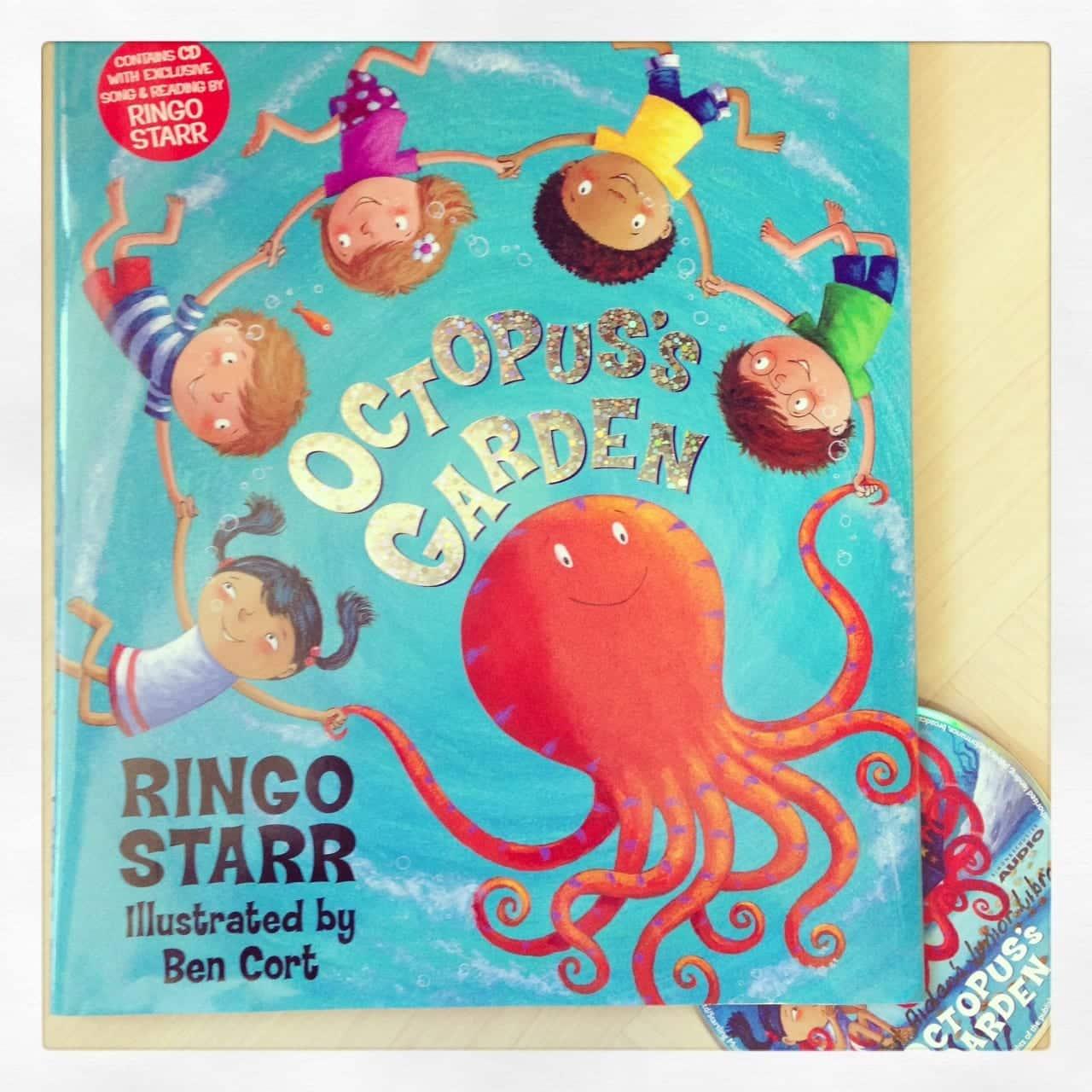 Ringo Starr Octopus 39 S Garden 2013 Guitars101 Guitar