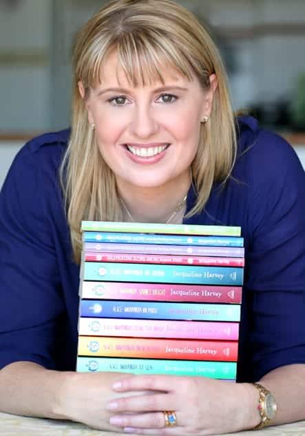 Book People: Jacqueline Harvey