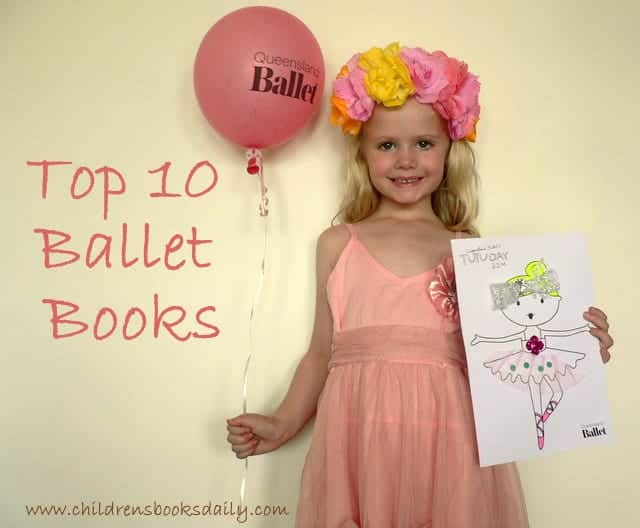 Top 10 Ballet Books Children S Books Daily