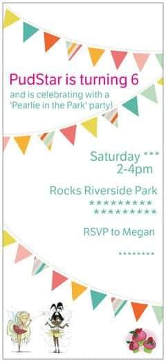 Pearlie Invite