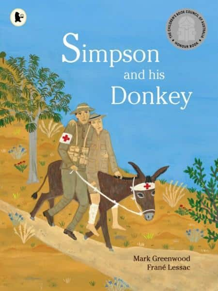 simpson-and-his-donkey