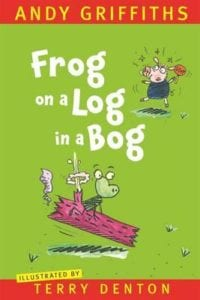 Andy Griffith - Frog On A Log In A Bog