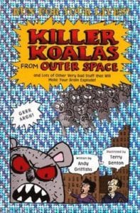 Andy Griffith - Killer Koalas From Outer Space