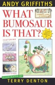 What Bumosaur is That? by Andy Griffiths, Terry Denton (Hardback, 2007)