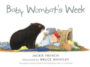 Jackie French - Baby Wombats Week