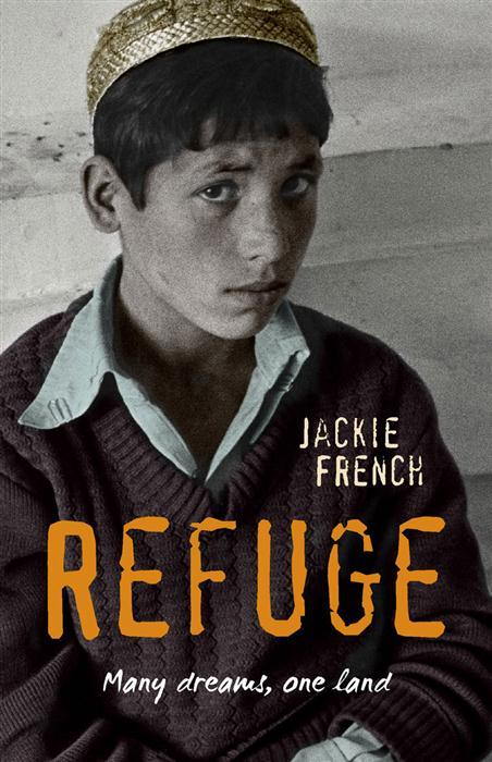 Jakie French - Refuge