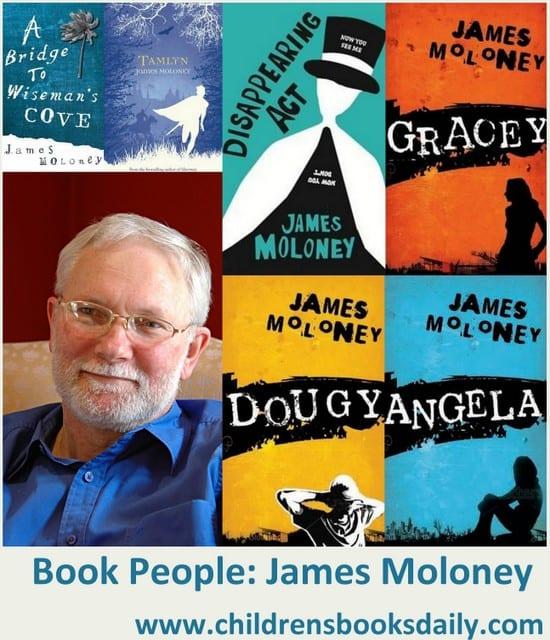 Book People: James Moloney