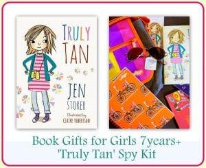 Truly Tan Spy Kit