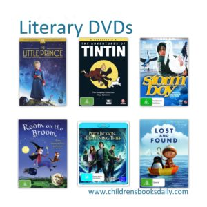literary dvds