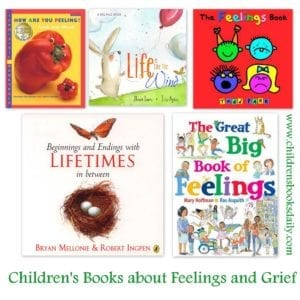 Childrens Books about Feelings and Grief