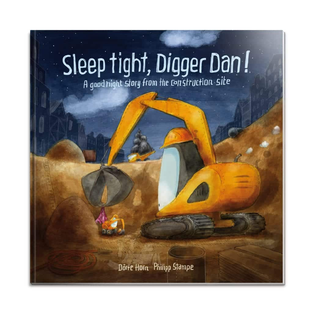 Sleep Tight Digger Dan