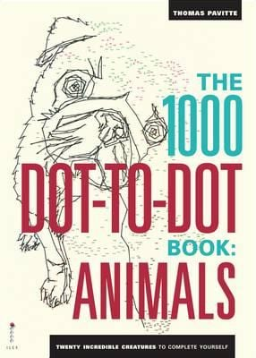 1000-dot-to-dot-animals