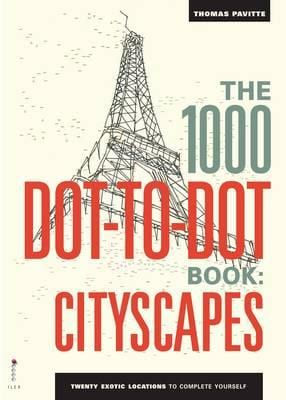 1000-dot-to-dot-cityscapes