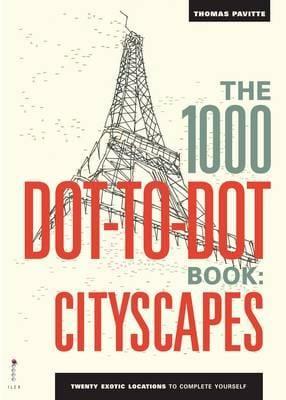 1000-dot-to-dot-cityscapes