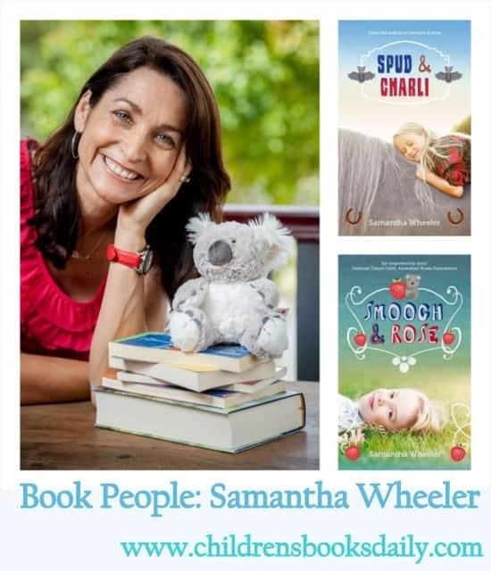 Book People: Samantha Wheeler