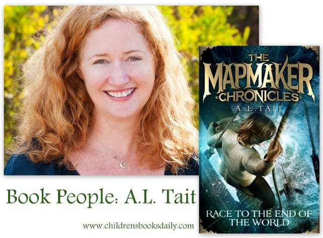 Book People: A.L. Tait