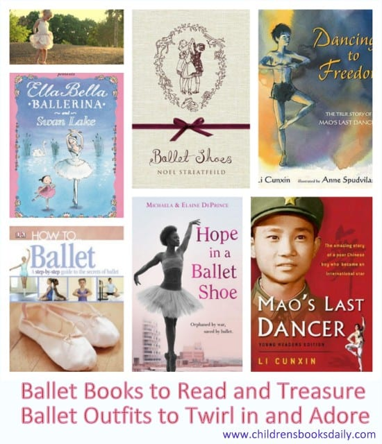 Ballet Books to Read and Treasure