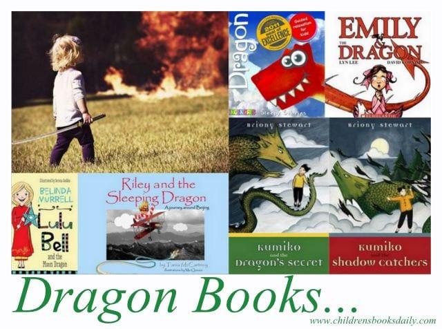 Top Twenty Dragon Books for Children