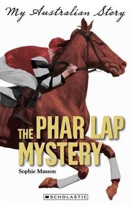 the-phar-lap-mystery