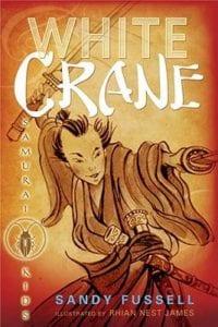 white-crane