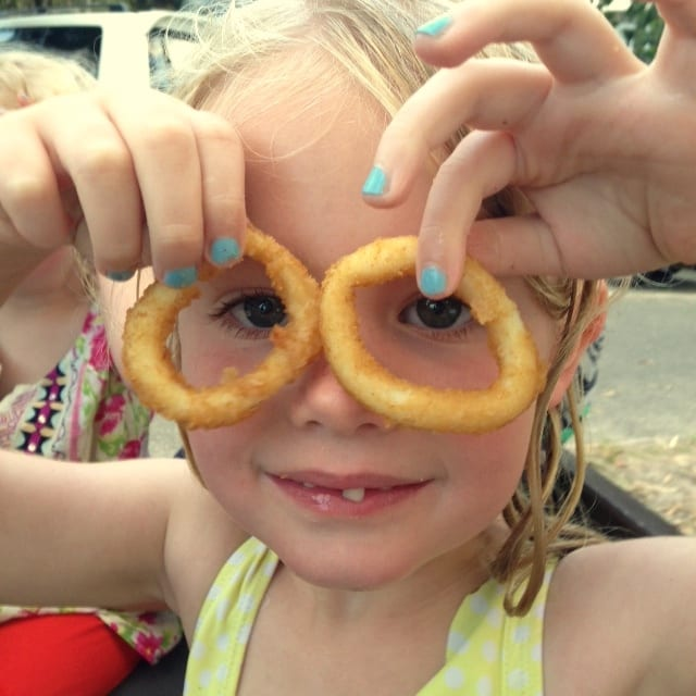 calamari glasses
