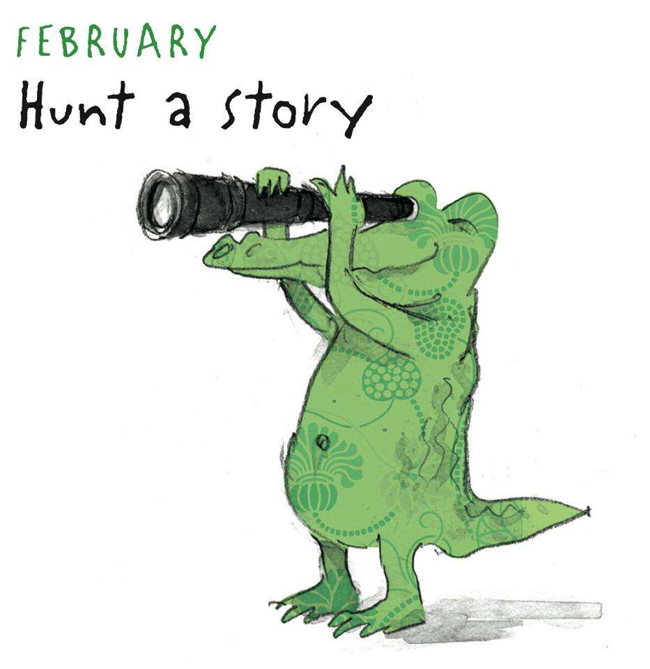 Hunt a Story
