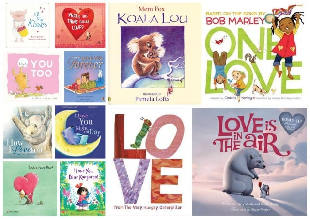 Childrens Books about Love