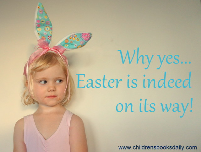 Easter Book Giving