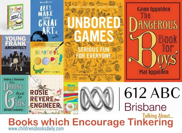 Books Which Encourage Tinkering