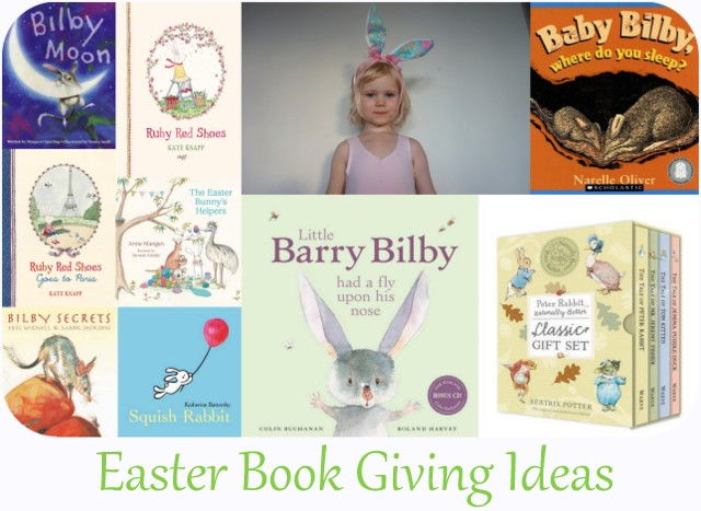 Easter Book Giving Ideas
