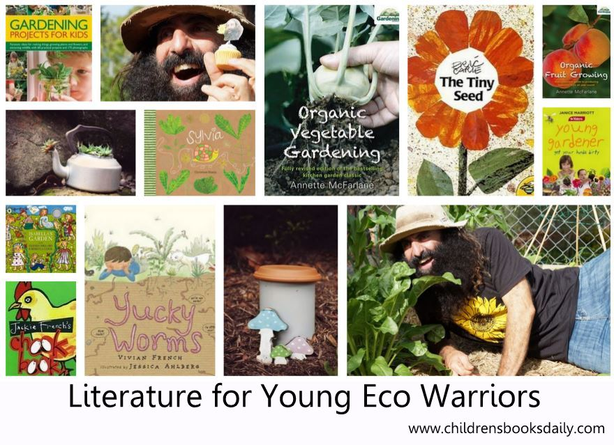 Sustainability Literature for Young People