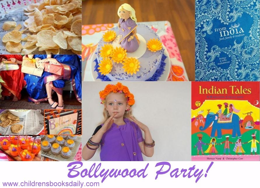 bollywood party for children