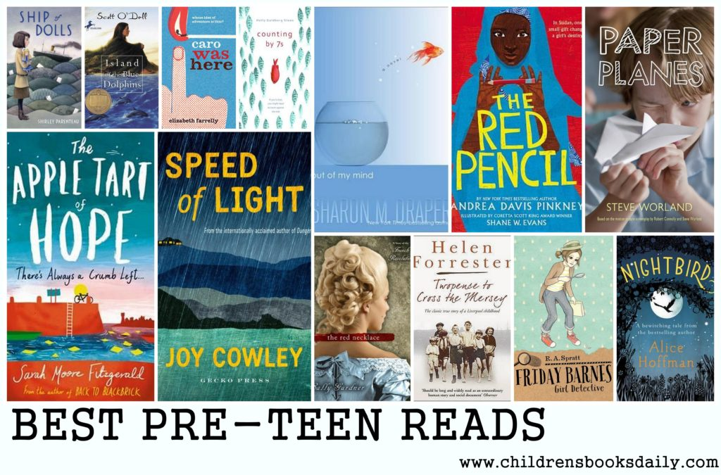 Best pre teen reads