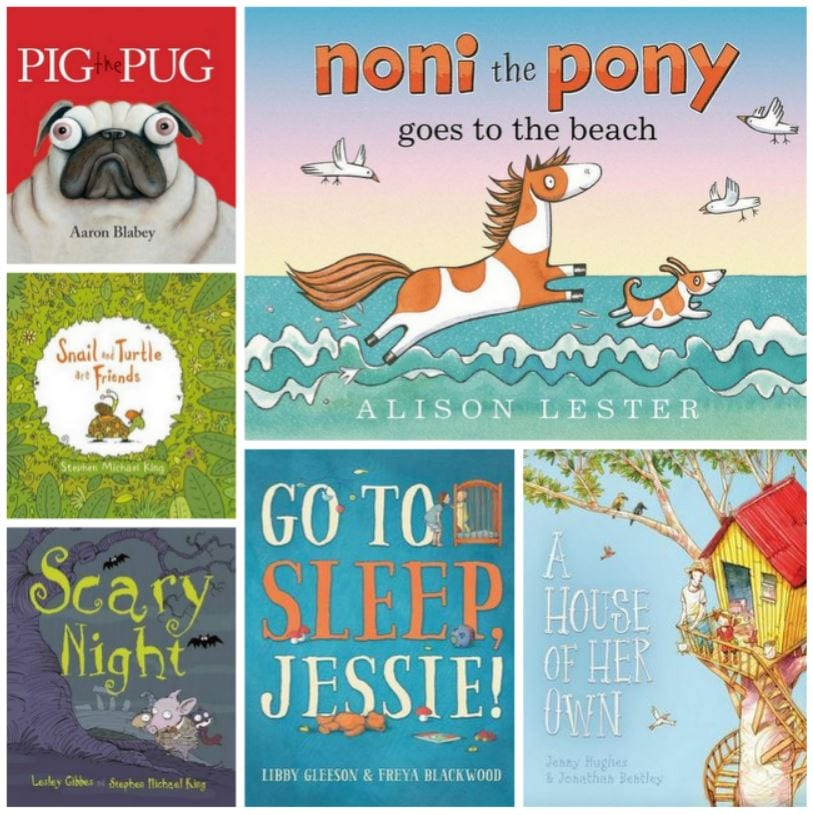 Early Childhood CBCA Short List