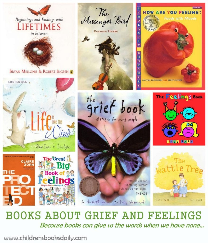 Books About Grief and Feelings