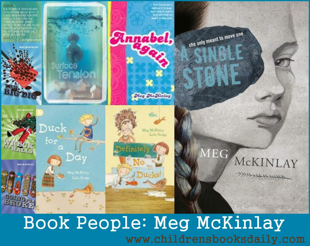 Book People Meg McKinlay